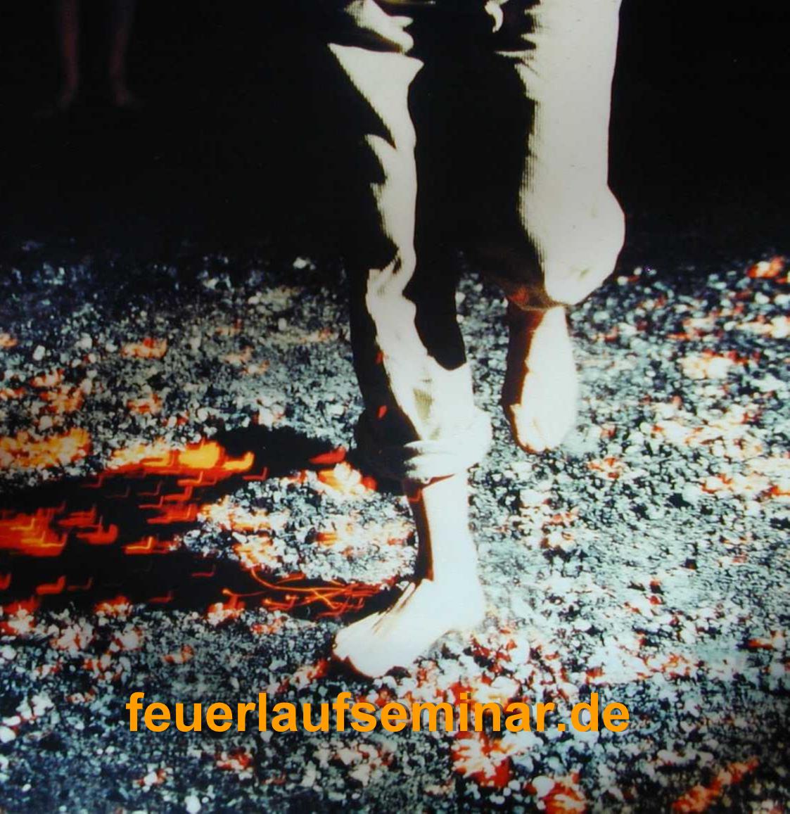 10 - Der Feuerlauf